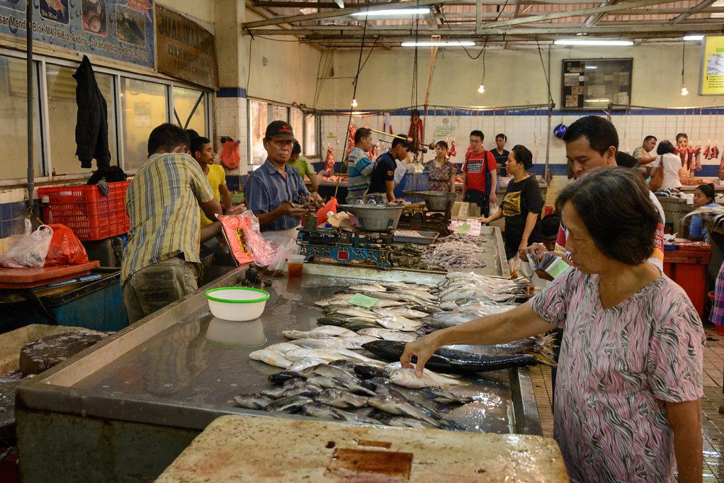 Pasar Khusus Mandiri Blok M Kelapa Gading Jakarta